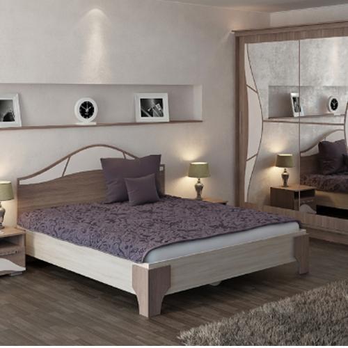 Двуспальная кровать Constancia купить в Калининграде