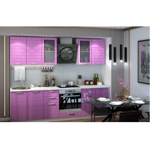 Современный кухонный гарнитур Линда купить в Калининграде