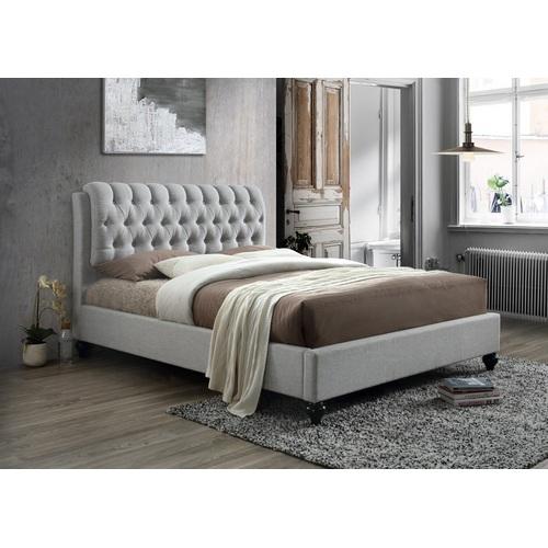 Кровать с мягкой спинкой Romania 160 купить в Калининграде