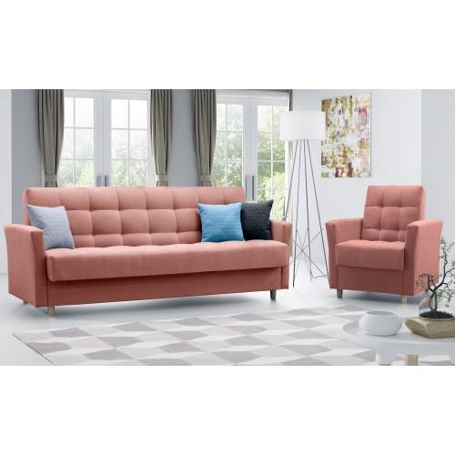 Мягкая мебель розовая В калининграде.