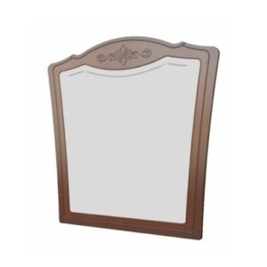 Фигурное зеркало лакированное купить в салоне мебели Театр Диванов в Калининграде