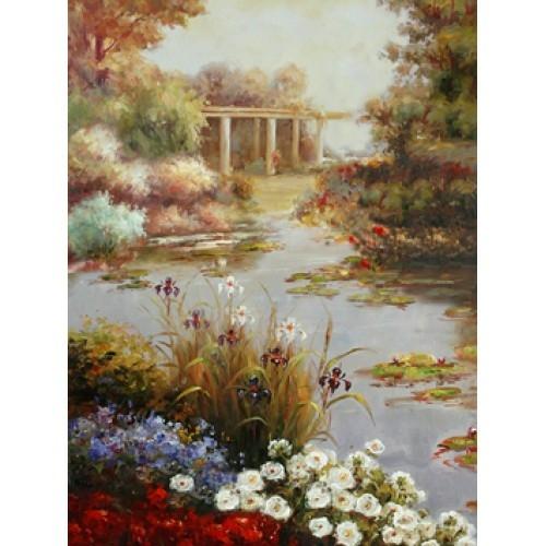 Картина пейзаж купить в салоне мебели Театр Диванов в Калининграде