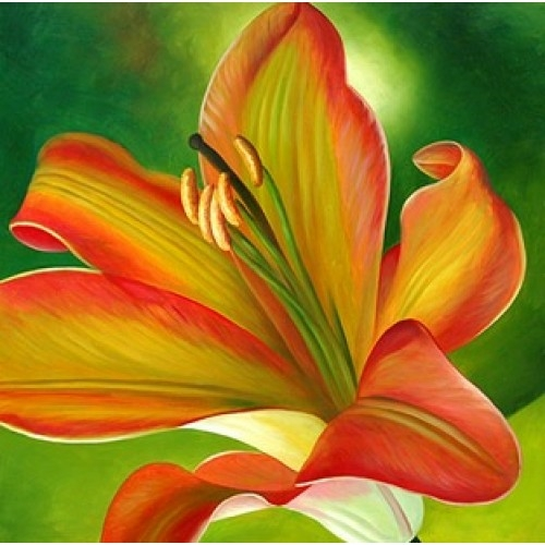 Картина с цветами купить в салоне мебели Театр Диванов в Калининграде