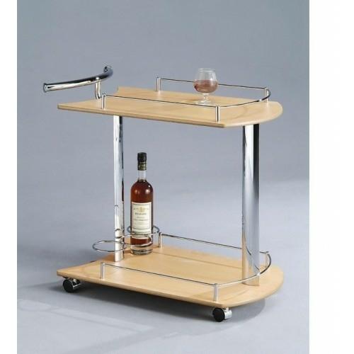 Сервировочный столик на колесиках купить в Калининграде