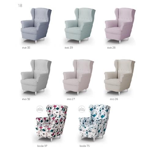 Кресло с высокой спинкой купить в Калининграде дешево. Мягкая мебель по лучшим ценам