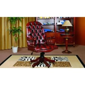 Кожаное кресло для офиса в Калининграде