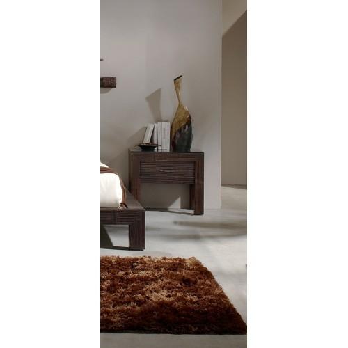 Бамбуковая прикроватная тумба Essential в Калининграде, купить тумбочку в спальню недорого в Мебельном доме Диамир