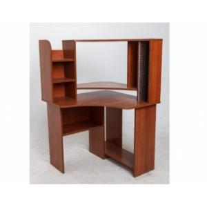 Вместительный компьютерный стол Ученик 7 в Калининграде, купить письменный стол недорого в Мебельном доме Диамир