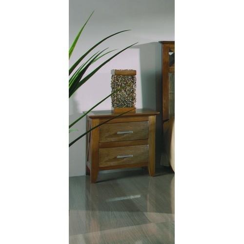 Тумба из бамбука Toscanaa в Калининграде, купить прикроватную тумбочкуу недорого в Мебельном доме Диамир