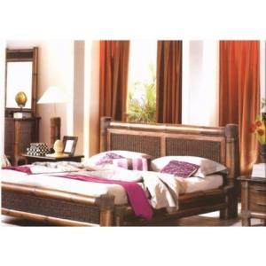 Двуспальная кровать из бамбука Tropicana купить в Калининграде