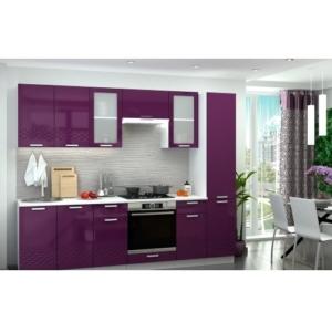 Яркий кухонный гарнитур Глория купить в Калининграде