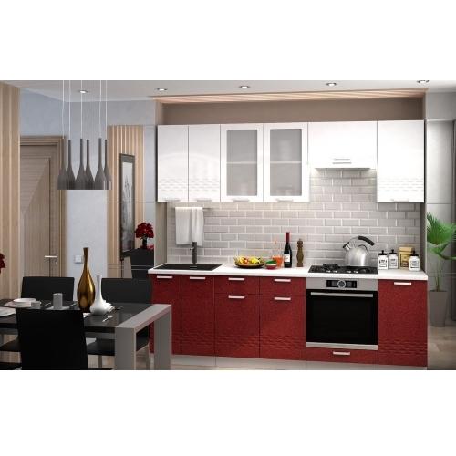 Кухонный гарнитур Глория для маленькой кухни купить в Калининграде