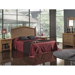 Двуспальная кровать из бамбука Messina купить в Калининграде
