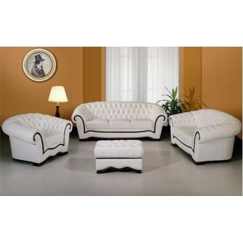 Белая мягкая мебель в Калининграде