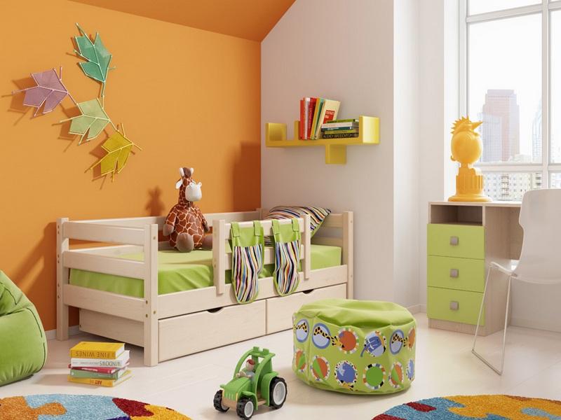 Детская кровать. Как ее правильно выбрать